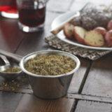 Pepper-Herb Rub