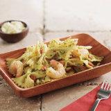 Pesto Shrimp & Bowties
