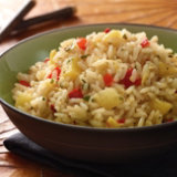Pineapple-Coconut Rice Pilaf