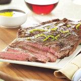 Ponzu & Honey Glazed Flank Steak