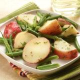 Potato & Green Bean Salad with Mustard