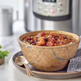 Pressure Cooker Sweet and Spicy Beans