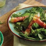 Prosciutto & Mozzarella Salad with Balsamic Glaze