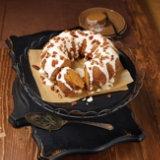 Pumpkin Cake and Vanilla Buttercream Frosting