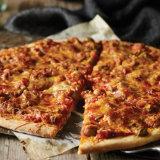 Puttanesca Style Pizza