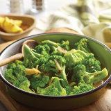 Quick Braised Broccoli