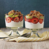 Raisin Bran Yogurt Parfait