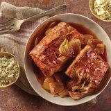 Red Chile Braised Pork Roast
