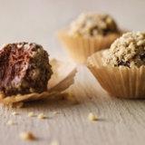 Reduced Sugar Chocolate Truffles
