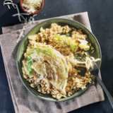 Risotto Roasted Cabbage