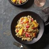Roasted Beet and Radish Salad with Lemon Thyme Vinaigrette