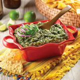 Roasted Kale Salsa