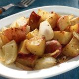 Roasted Potatoes Poblano