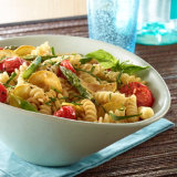 Rotini With Spring Vegetables