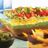 San Antonio Seven-Layer Dip