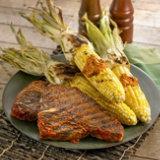 Santa Fe Grilled Steak & Corn