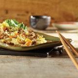 Sausage and Pumpkin Fried Rice