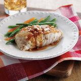 Shallot And Garlic Baked Grouper
