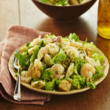 Shell & Shrimp Caesar Salad