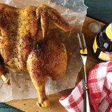 Shiner Bock Brined Smoked Chicken