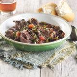 Shiner Bock Pot Roast with Black Beans