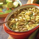 Simple Spicy Noodle Soup
