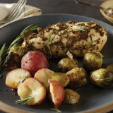 Slow Cooked Balsamic Herb Chicken
