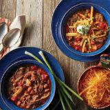 Slow Cooker Brisket Chili