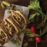Slow Cooker Thai Pork Tacos