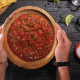 Smoked Spicy Salsa