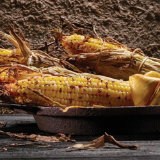 Smoked Sweet and Spicy Corn