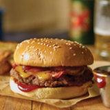 Smoky BBQ And Bacon Cheeseburgers