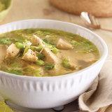 Sopa de Pollo y Limón (Chicken and Lime Soup)