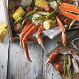 Southern Style Crab Boil