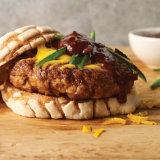Spicy Chorizo Concha Burgers