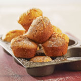 Spicy Cinnamon Pumpkin Muffins