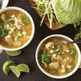 Spicy Lemon Herb Chicken Soup