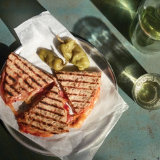 Spicy Piadina