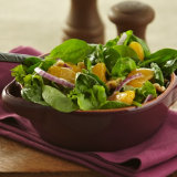 Spinach & Orange Salad