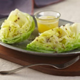 Steamed Cabbage with Butter & Caraway