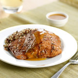 Steelhead Trout With Orange-Ginger Glaze