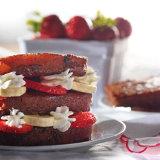 Strawberry and Banana Trifle