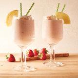 Strawberry Pina Colada Shake
