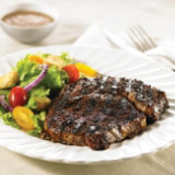 Sweet Chili-Rubbed Natural Angus Steaks