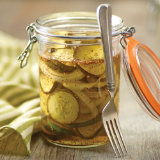 Sweet Pickle Chips