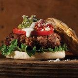 Tex Mex Guacamole Burger