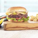 Texas Bean Burger