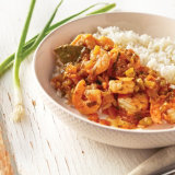 Texas Revolution Shrimp Creole
