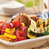 Texas Twist Grilled Vegetables
