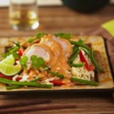 Thai Pork And Vegetable Curry